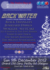Flyer thumbnail for Twelve Days Of Christmas: Backwater (Status Quo Tribute)