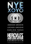 Flyer thumbnail for Simian Mobile Disco + Hercules & Love Affair + Locked Groove + Addison Groove + Darling Farah