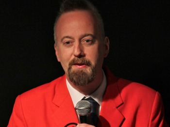 The Lastminutecomedy Club New Comedian Of The Year Competition 2013: Paul B Edwards picture