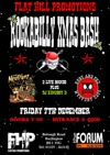 Flyer thumbnail for Rock-a-billy Xmas Bash: The Neutronz + Ruby and The Mystery Cats
