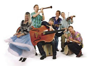 Maddy Prior And The Carnival Band With Carols & Capers: Maddy Prior And The Carnival Band picture