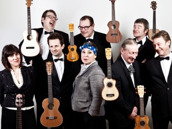 String Theory: The Ukulele Orchestra Of Great Britain picture