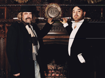 Belshazzar's Feast artist photo