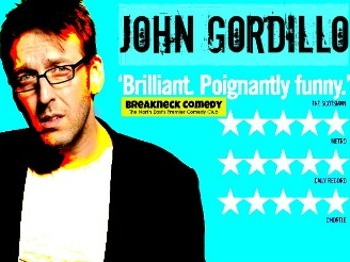 Soho Comedy Club: John Gordillo, Shazia Mirza, Junior Simpson, David Mulholland picture
