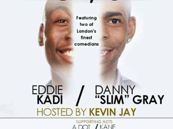 Comedy Face/off: Eddie Kadi, Danny 'Slim' Gray, Kevin J, Kane Brown picture