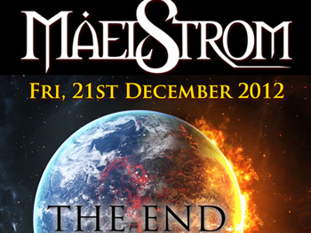End Of The World As We Know It...: Maelstrom Sussex picture