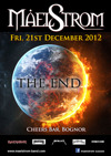 Flyer thumbnail for End Of The World As We Know It...: Maelstrom Sussex