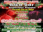 Flyer thumbnail for Club Classics Christmas Special: Matrix Club Matrix