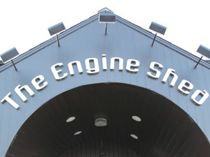 The Engine Shed artist photo