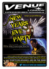Flyer thumbnail for The Venue New Cross New Years Eve Party: Ben - A Tribute To Michael Jackson