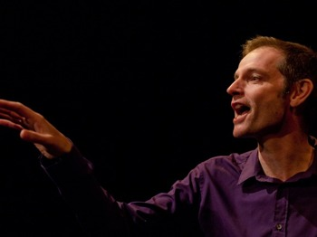 The Empty Hand - Crick Crack Club Performance Storytelling: Daniel Morden picture