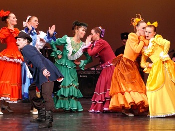 Russian Cossacks: Russian State Dance Ensemble of Astrakhan® picture