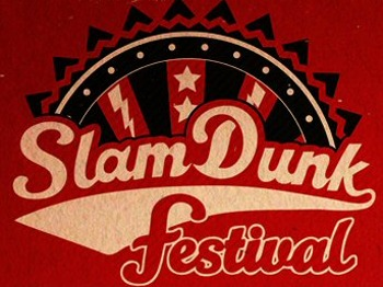 Slam Dunk Festival Scotland picture