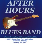 Flyer thumbnail for Bjs Blues Club: After Hours Blues Band