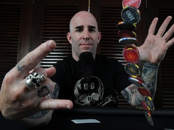 Scott Ian artist photo