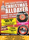 Flyer thumbnail for Dome London Northern Soul Christmas Alldayer: Mick H