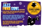 Flyer thumbnail for Mostly Jazz Funk & Soul Festival 2013