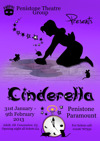 Flyer thumbnail for Cinderella: Penistone Theatre Group