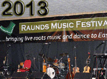 Raunds Music Festival 2013 picture