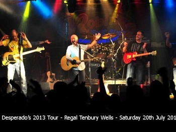 Desperado - The UK's Premier LIVE 'Eagles' Tribute picture