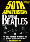 Flyer thumbnail for The Upbeat Beatles - The 50th Anniversary Tour: The Upbeat Beatles