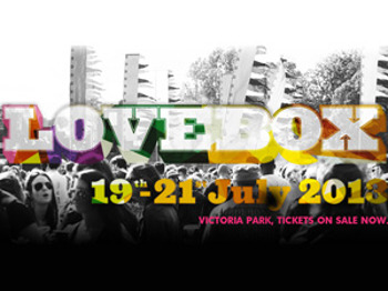 Lovebox 2013  picture