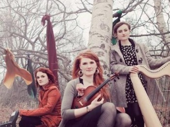 Folk At The Unicorn Presents...: Lady Maisery + Hannah James + Rowan Rheingans picture