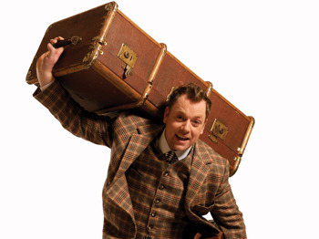 One Man, Two Guvnors: Rufus Hound, Jodie Prenger picture