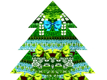 Mary Katrantzou Crystal Christmas Tree  picture