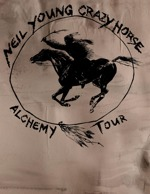Flyer thumbnail for Alchemy Tour: Neil Young & Crazy Horse + Los Lobos