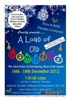 Flyer thumbnail for A Load Of Old Baubles: Nuts & Bolts Theatre Co