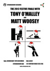 Flyer thumbnail for Strongroom Sessions: Tony O'Malley + Matt Woosey