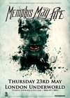 Flyer thumbnail for Memphis May Fire