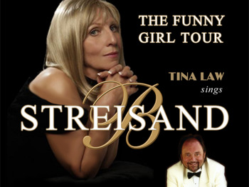 The Funny Girl Show: Tina Law + Dave Chance picture