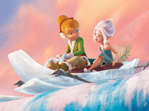 Film promo picture: Tinkerbell: Secret Of The Wings