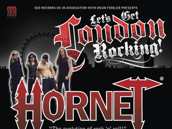 Let's Get London Rocking!: Hornet + Titans & Kings + Mia Klose picture