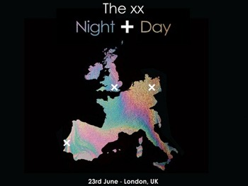 Night & Day: The xx + Polica + Kindness + Mount Kimbie picture