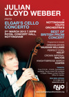 Flyer thumbnail for Best Of British Prom: Julian Lloyd Webber