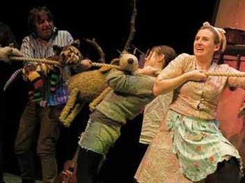 The Enormous Turnip: Stuff And Nonsense Theatre Company picture