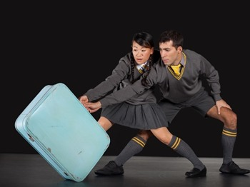 Moko Mix: The Suitcase Story And The Rock - Moko Dance picture