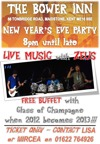 Flyer thumbnail for New Year's Eve Party: Zeus (UK)