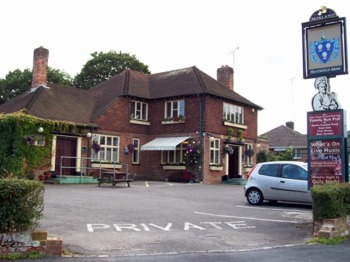 Heathfield Arms venue photo