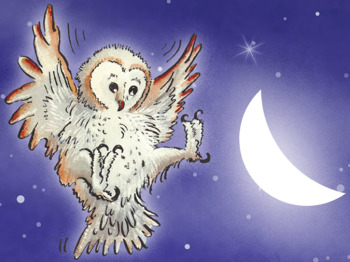 The Owl Who Was Afraid Of The Dark: Blunderbus Theatre Company picture