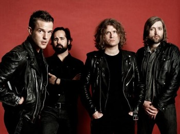 The Killers + Howling Bells + James + The Gaslight Anthem picture