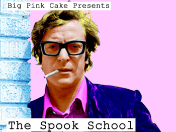 Big Pink Cake: The Spook School + Peru + Fire Island Pines + Big Pink Cake DJs picture