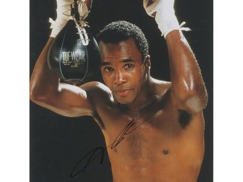 An Evening With Sugar Ray Leonard: Sugar Ray Leonard picture