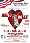 Flyer thumbnail for Hello Dolly: Weston-Super-Mare Operatic Society