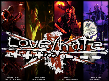 Love Hate artist photo