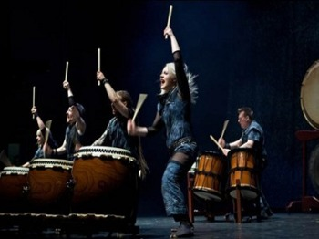 Mugenkyo Taiko Drummers picture