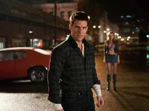 Film promo picture: Jack Reacher